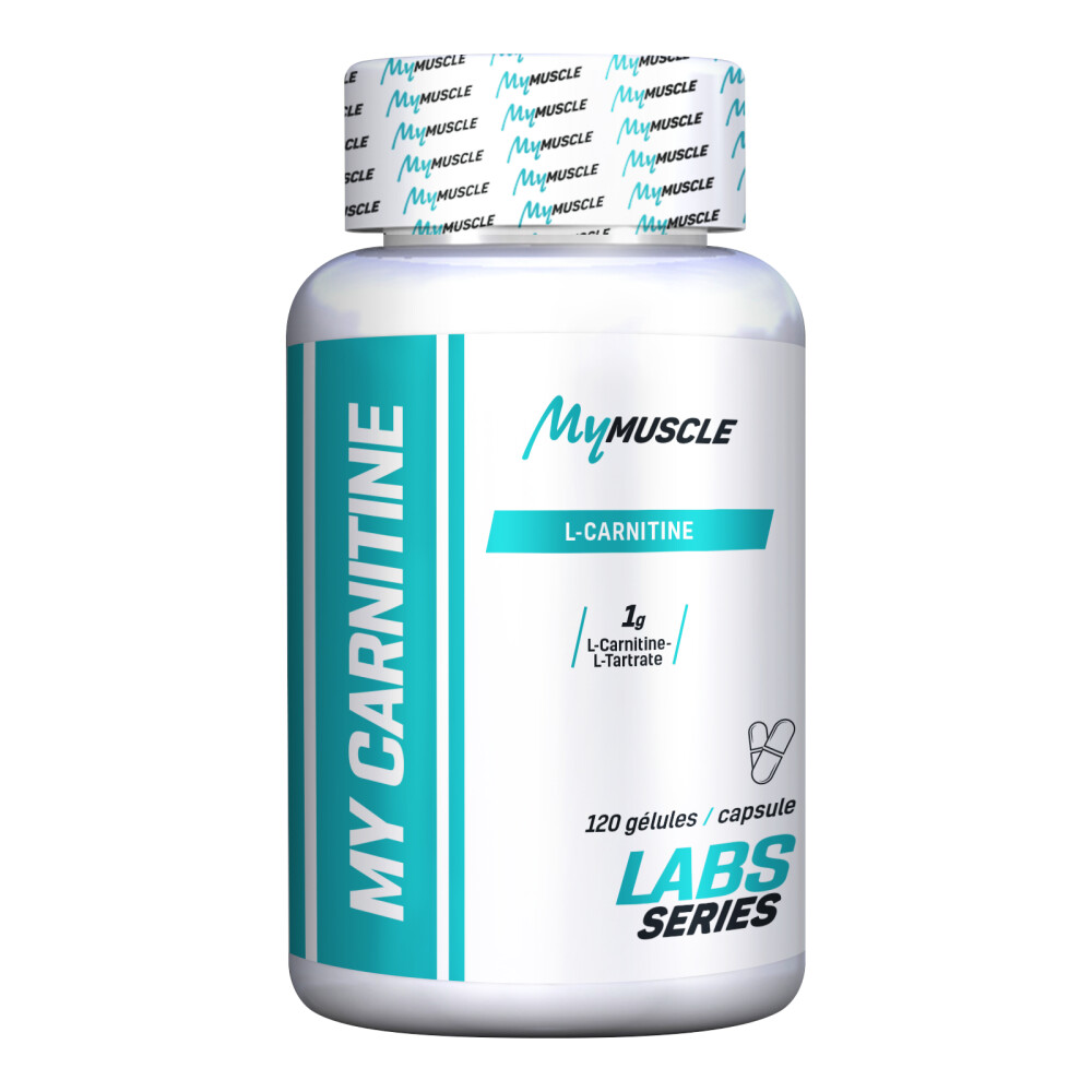 My Carnitine MyMuscle Gélules Unflavored