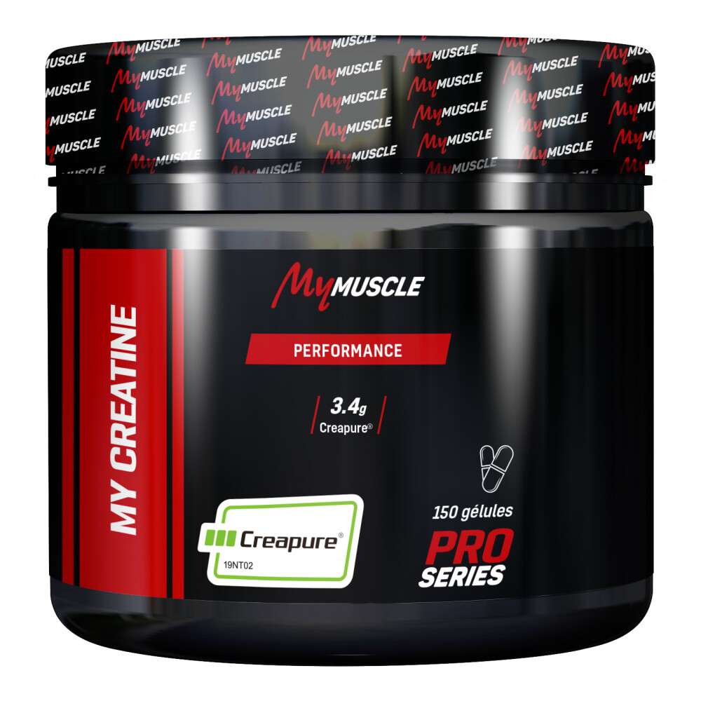 My Creatine MyMuscle Gélules Unflavored