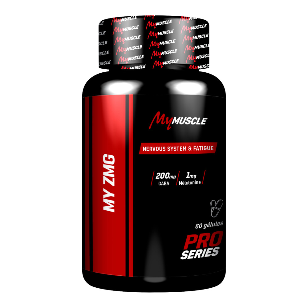 My ZMG MyMuscle Gélules Unflavored