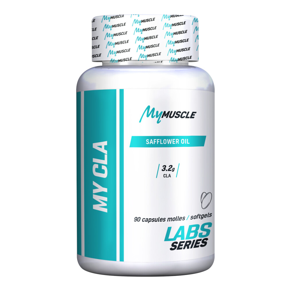 My CLA MyMuscle Gélules molles Unflavored