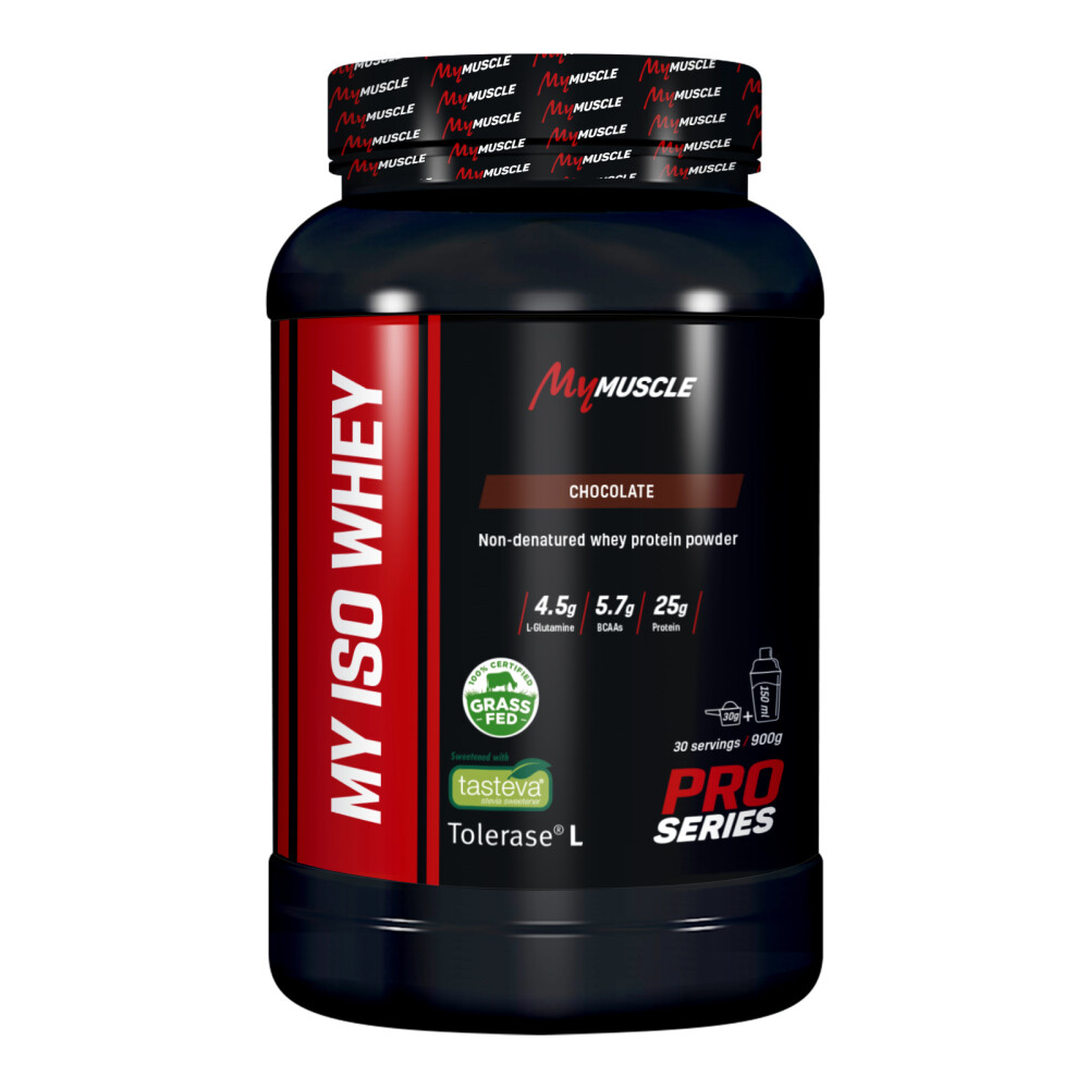 My Iso Whey MyMuscle 900g Chocolate