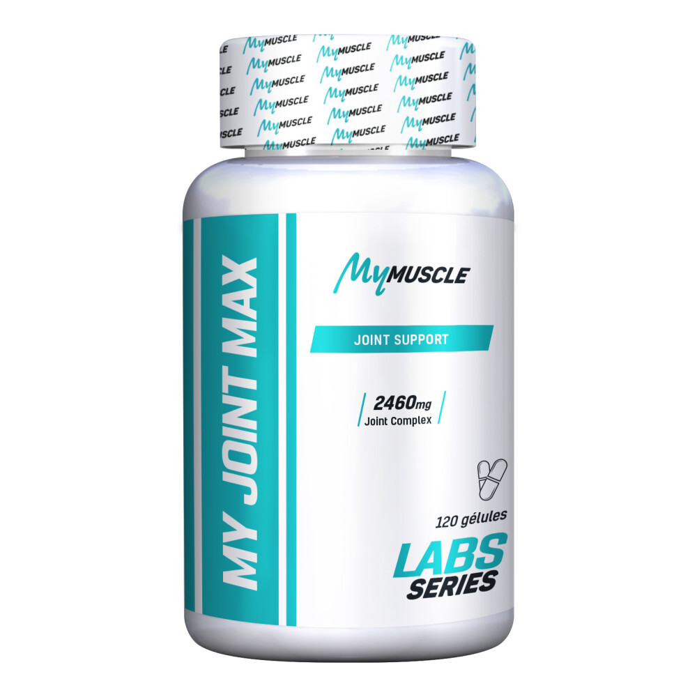 My Joint Max MyMuscle Gélules Unflavored